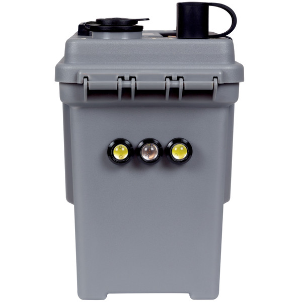 Frabill Pow'R Source 12v 10ah Charging Box Front
