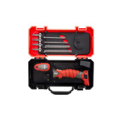 Bubba Blade Pro Series Cordless Electric Fillet Knife Case Open