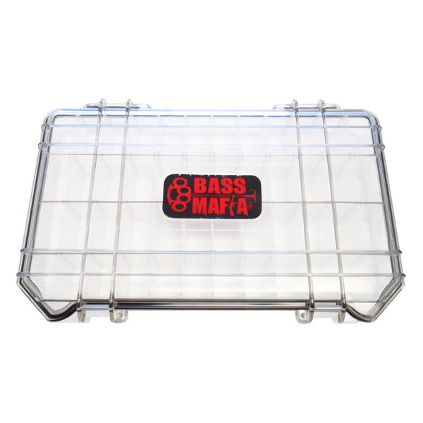 Bass Mafia Clearview Bait Coffin 3700 Top
