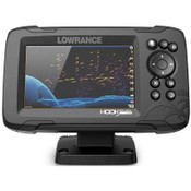 Lowrance HOOK Reveal 5 Fish Finder with SplitShot and C-MAP Contour+ Digital Map