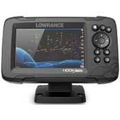 Lowrance HOOK Reveal 5x Fish Finder with SplitShot and GPS Plotter