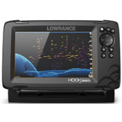 Lowrance HOOK Reveal 7 Fish Finder with SplitShot and C-MAP Contour+ Digital Map