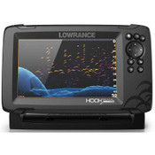 Lowrance HOOK Reveal 7 Fish Finder with SplitShot and US Inland Digital Map