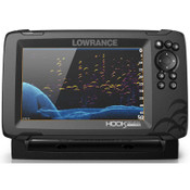 Lowrance HOOK Reveal 7 Fish Finder with TripleShot and US Inland Digital Map
