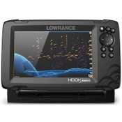 Lowrance HOOK Reveal 7x Fish Finder with SplitShot and GPS Plotter