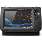 Lowrance HOOK Reveal 7x Fish Finder with TripleShot and GPS Plotter
