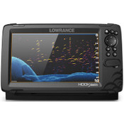 Lowrance HOOK Reveal 9 Fish Finder with 50/200 HDI and C-MAP Contour+ Digital Map