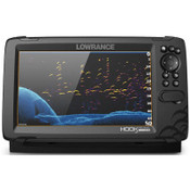 Lowrance HOOK Reveal 9 Fish Finder with TripleShot and US Inland Digital Map