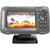 Lowrance HOOK2 4x Fish Finder with All Season Pack