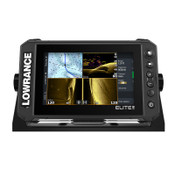 Lowrance Elite FS 7 Fish Finder with Active Imaging 3-in-1 and C-MAP Contour+ Digital Map