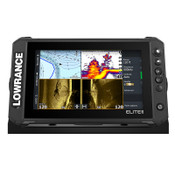 Lowrance Elite FS 9 Fish Finder with Active Imaging 3-in-1 and C-MAP Contour+ Digital Map