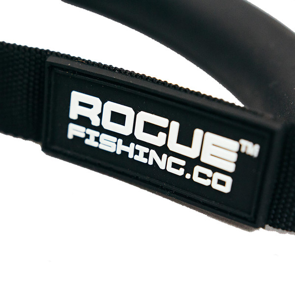 Rogue Fishing The A.D.S. Adjustable Drag Strap Logo