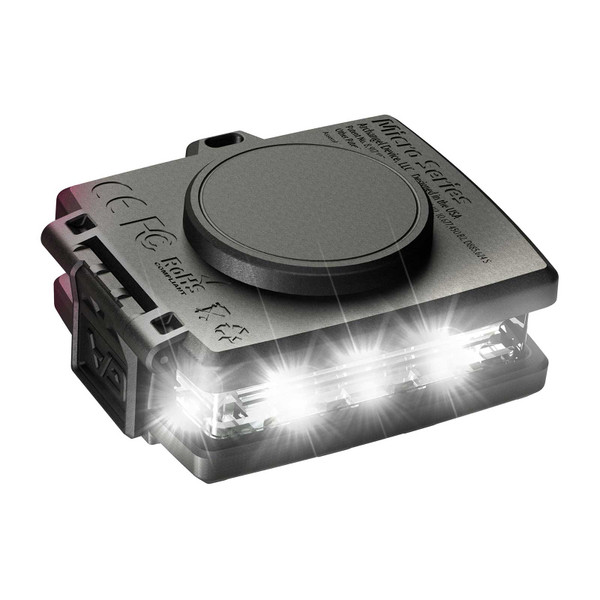 Guardian Angel Devices Micro Series Wearable Safety Light Back