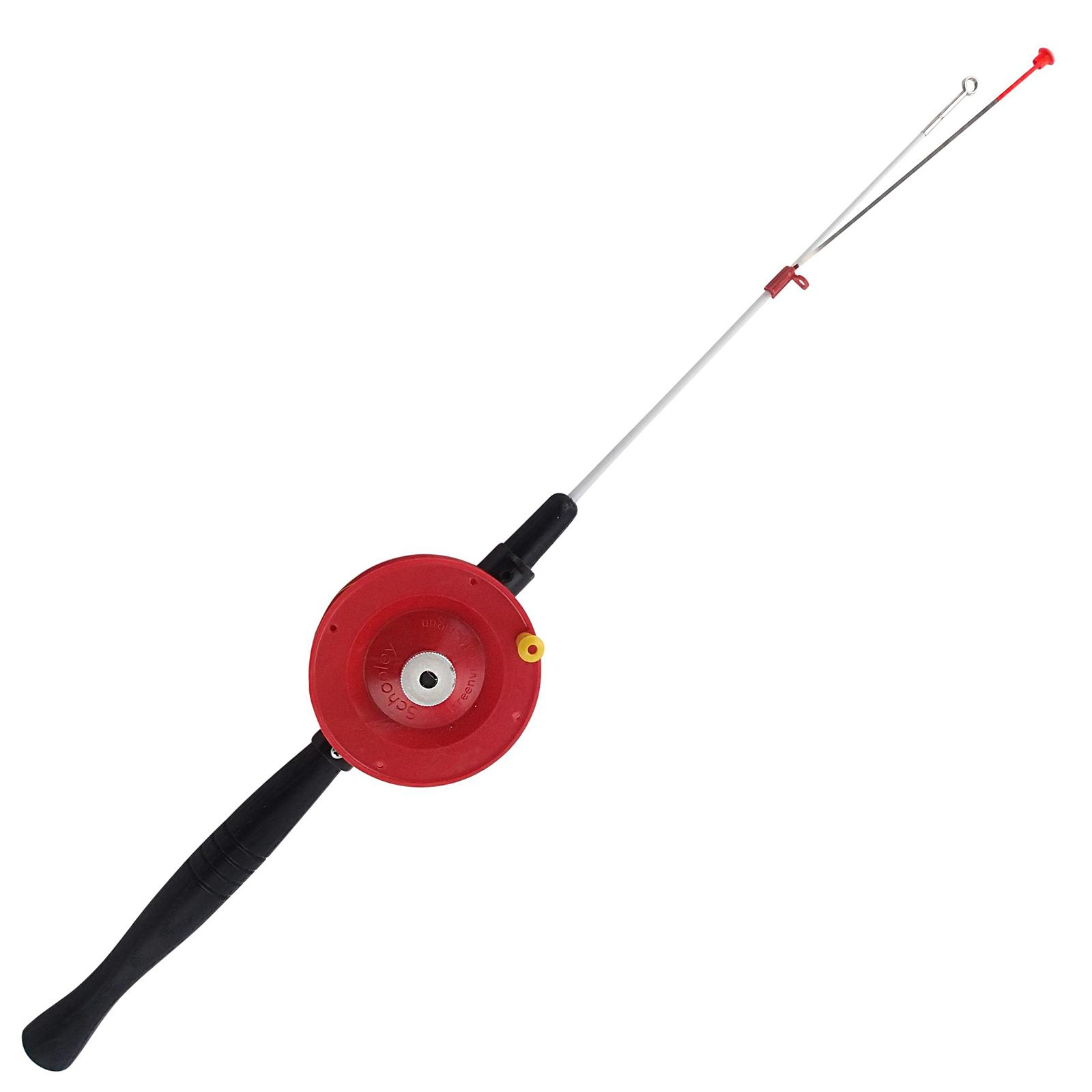Schooley's Spring Bobber Pole, Reel and Accessories