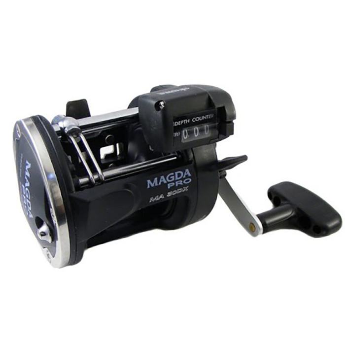 Okuma Magda Pro DX Line Counter Reel Model MA-30DX