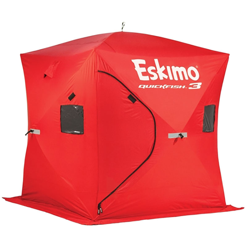 Eskimo QuickFish Shelter 3 Man