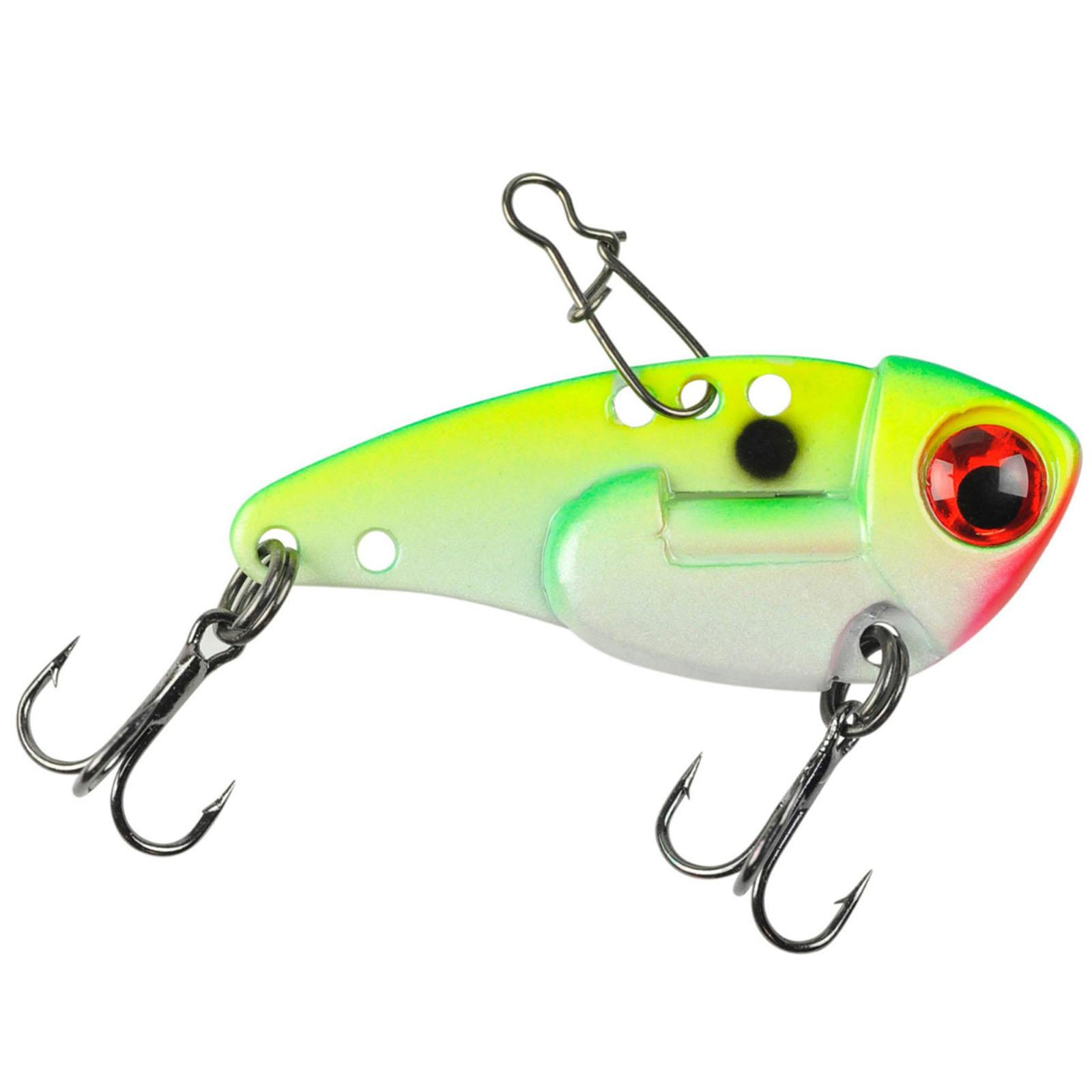 Johnson Thinfisher Blade Bait Color Chartreuse Pearl Weight 3/16 oz