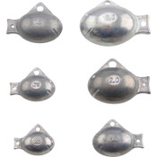 Off Shore Tackle Replacement Guppy Weights