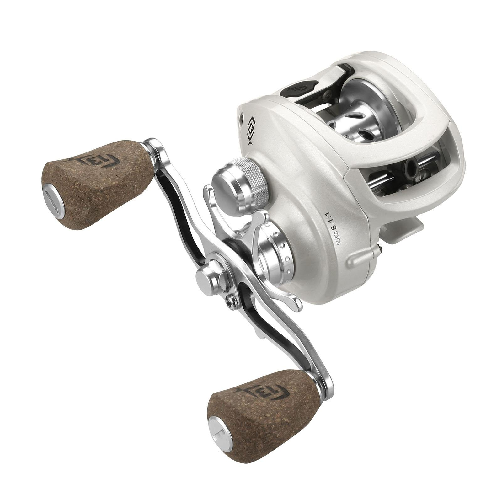 13 Fishing Concept C Low-Profile Casting Reel Model C6.6-LH