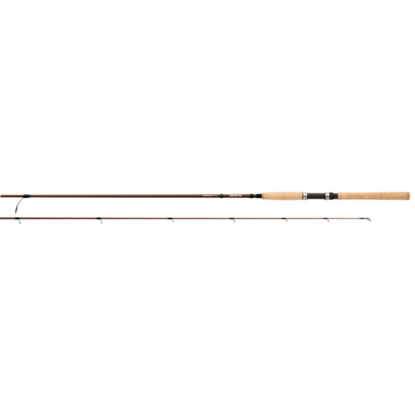 Daiwa Acculite Salmon & Steelhead Spinning Noodle Rod Guide View