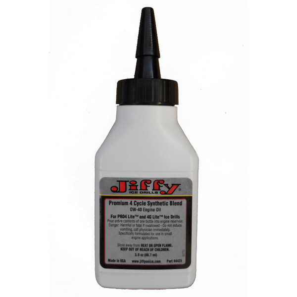 Jiffy 4 Cycle Synthetic Engine Oil