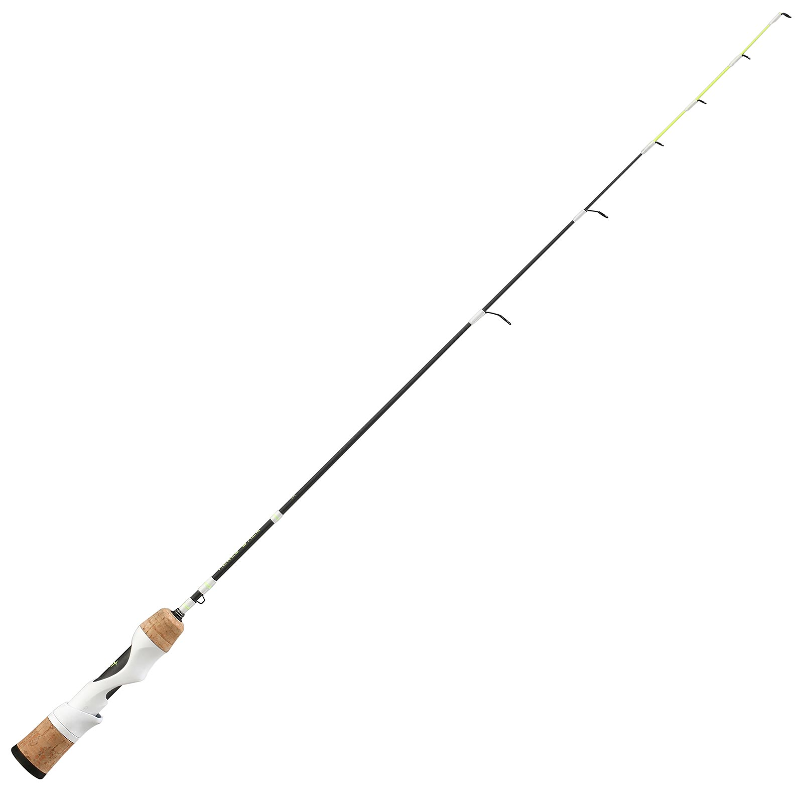 13 Fishing Tickle Stick Ice Rod