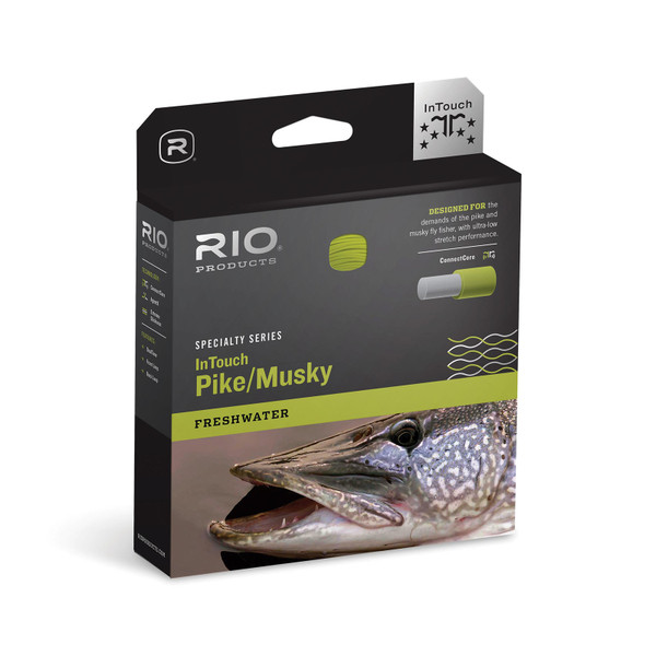 RIO Specialty Series InTouch Pike/Musky Fly Line