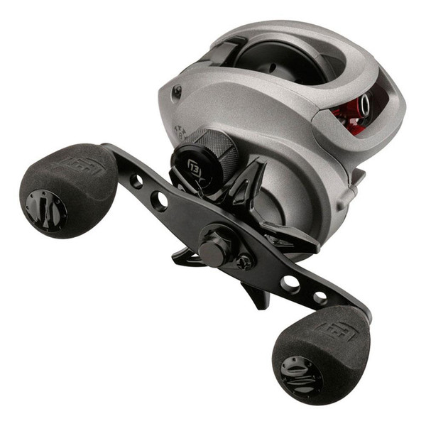 13 Fishing Inception Low-Profile Casting Reel Handle VIew