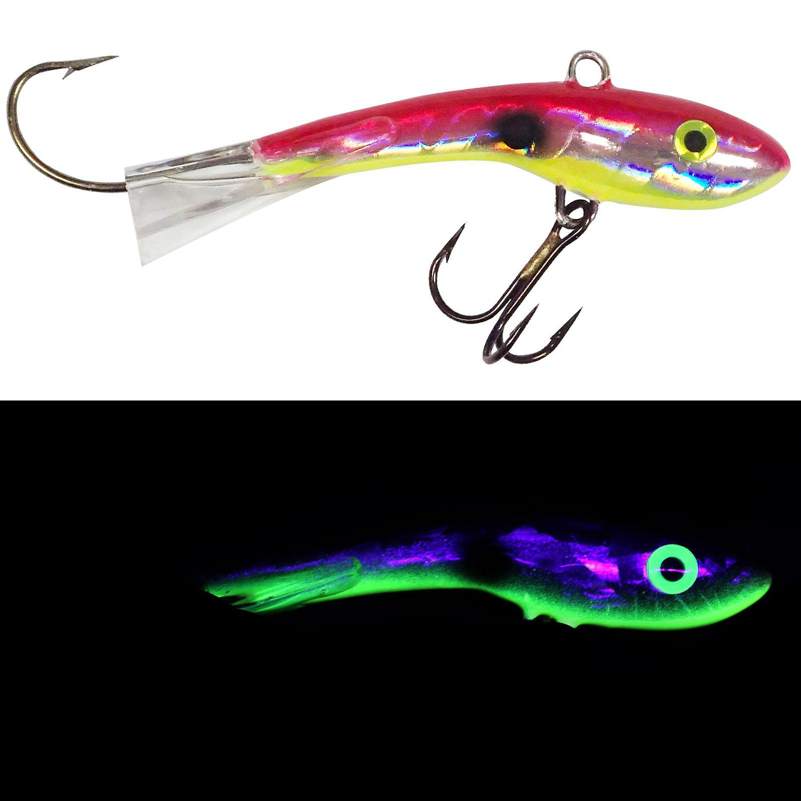 Holographic Cranberry Shad