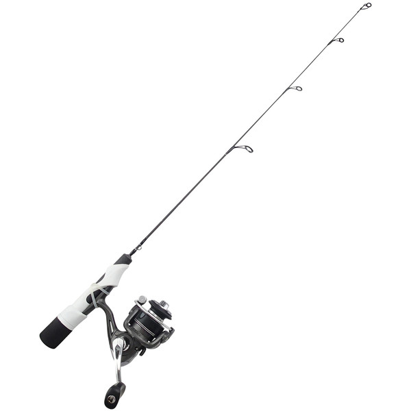 13 Fishing Wicked Ice Spinning Combo