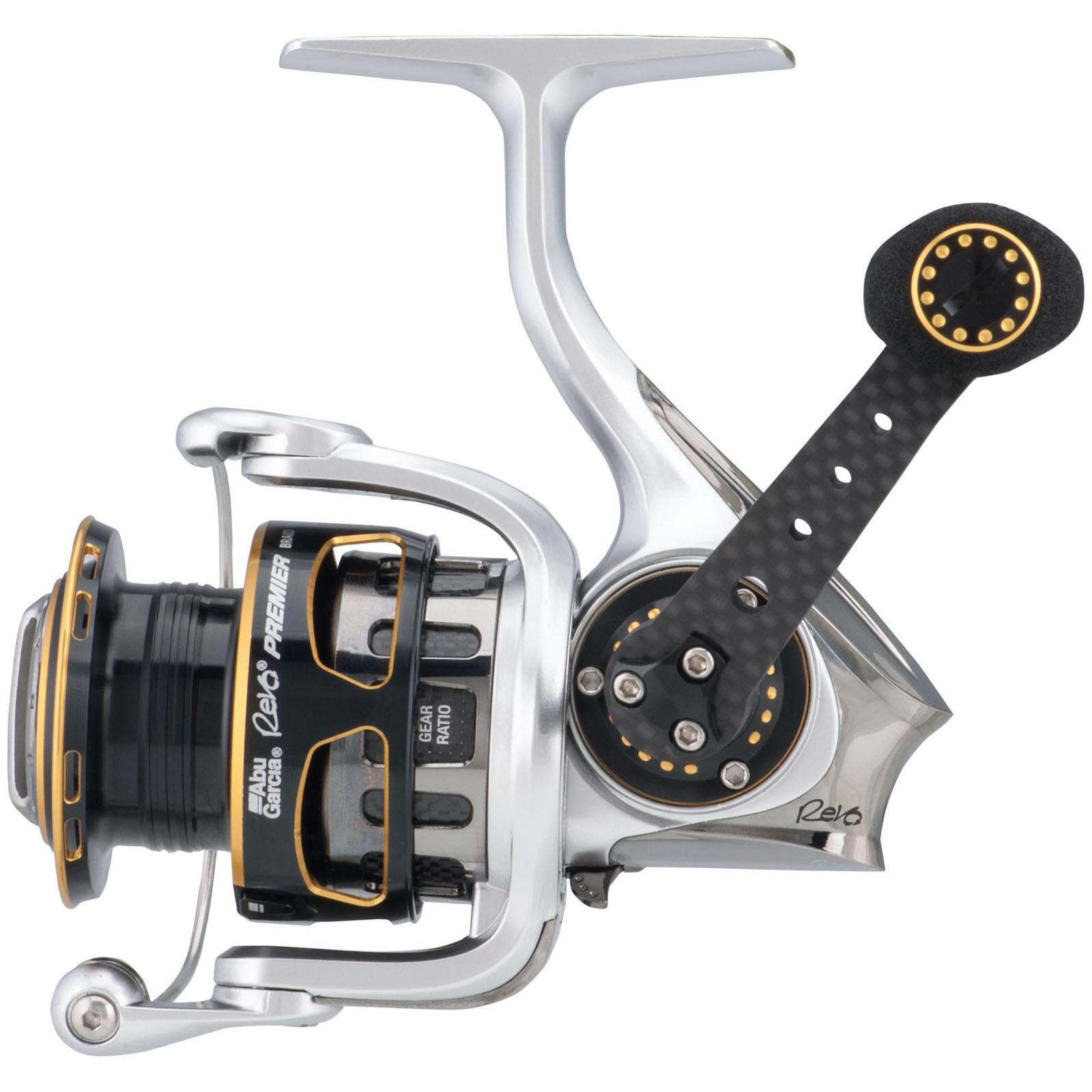 Abu Garcia Revo Premier Handle View