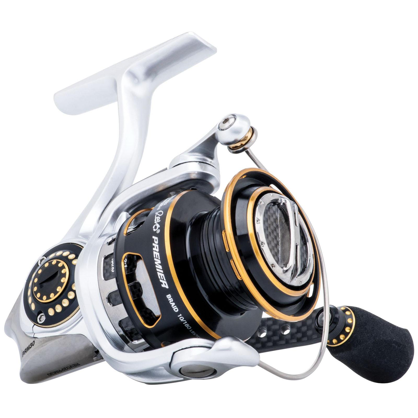 Abu Garcia Revo Premier Side View