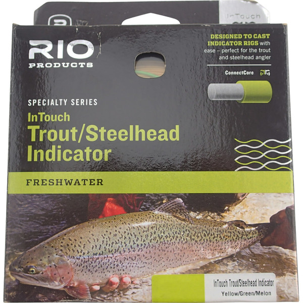 RIO Specialty Series InTouch Trout/Steelhead Indicator Fly Line