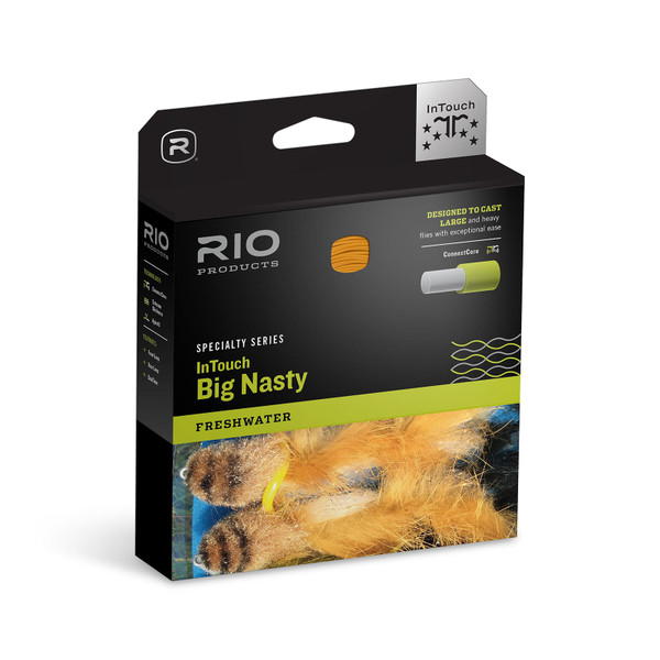 RIO Specialty Series InTouch Big Nasty Fly Line