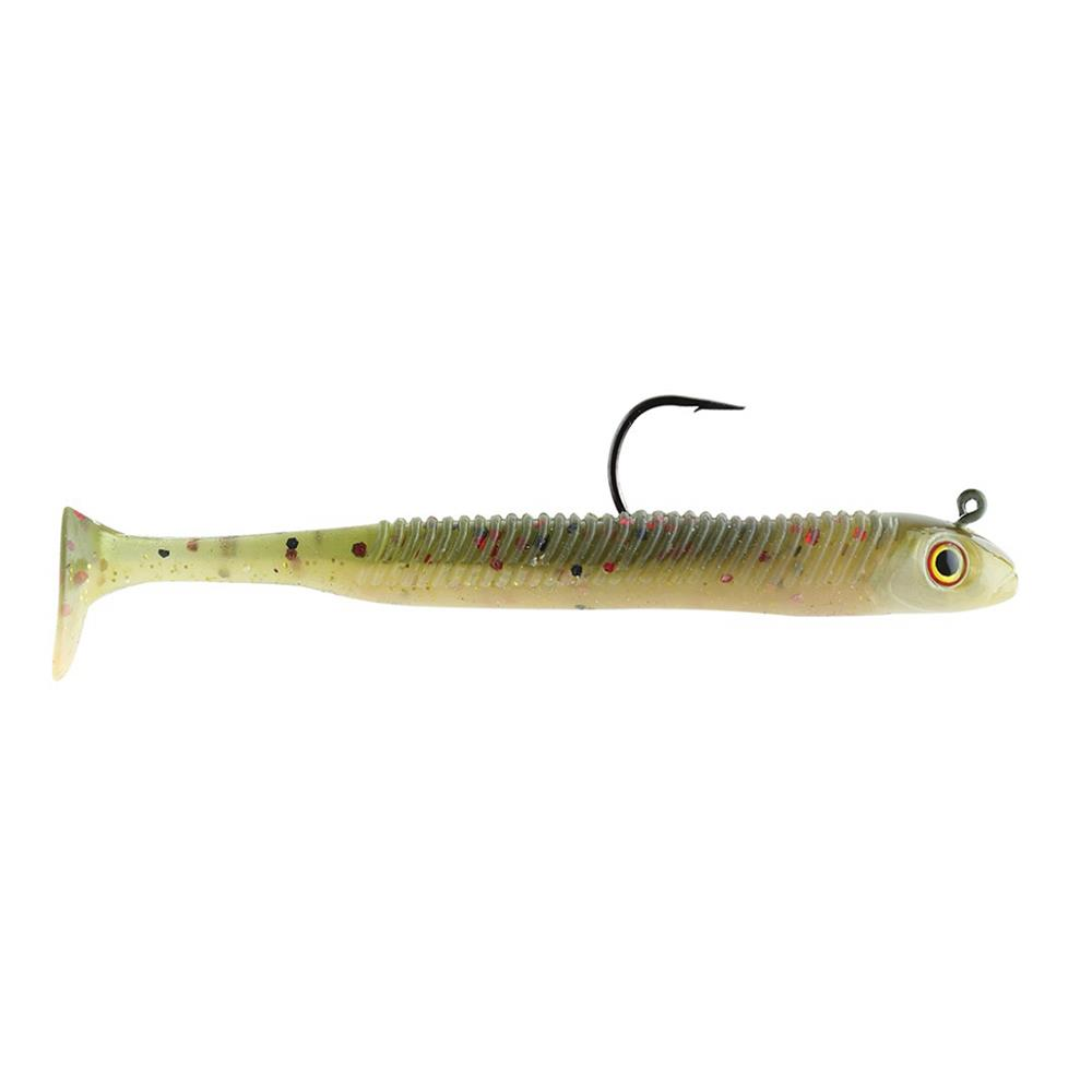 Storm 360 Gt Searchbait Minnow 3 Per Pack 3//8Oz 5 1//2In Hot Olive