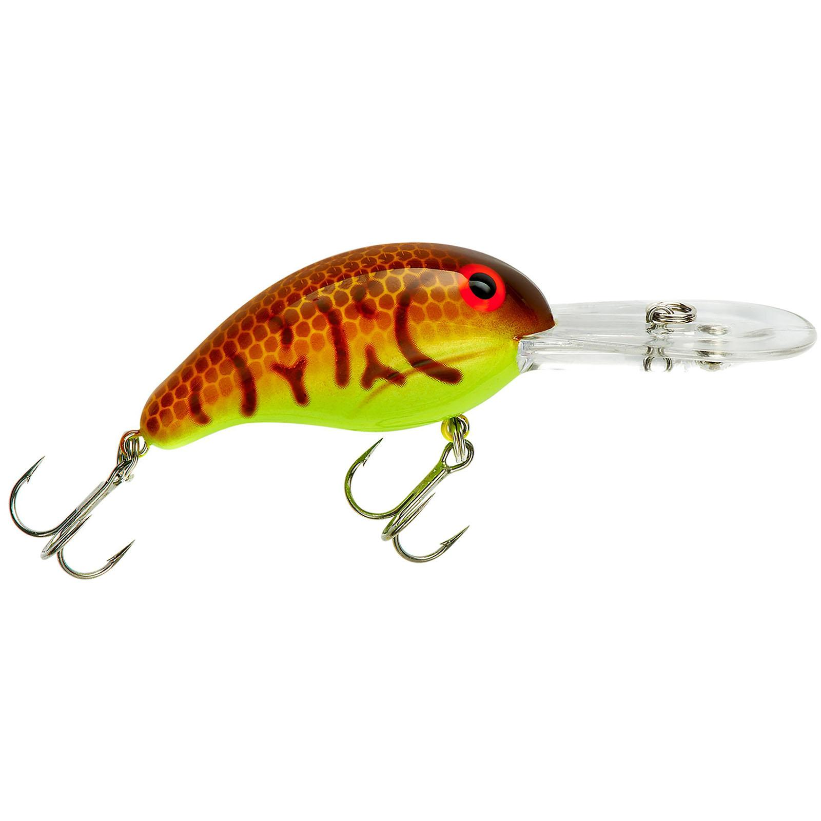 Brown Craw Chartreuse Belly