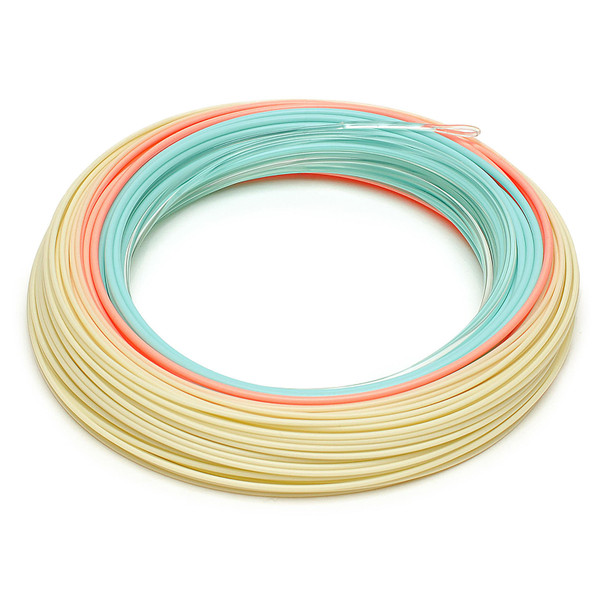 RIO Tropical Series DirectCore Flats Pro Stealth Tip Fly Line coil