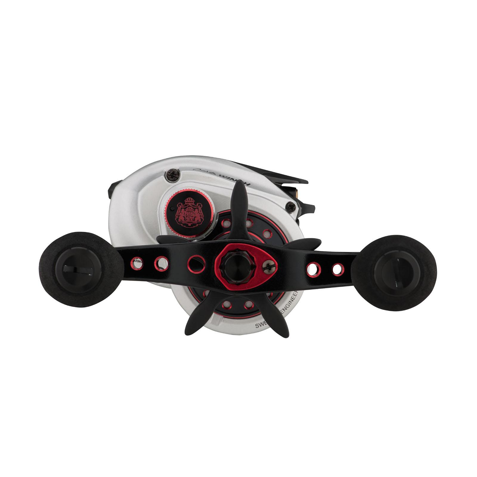 Abu Garcia Revo Winch, Handle View