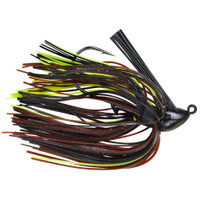 Black-Brown-Chartreuse