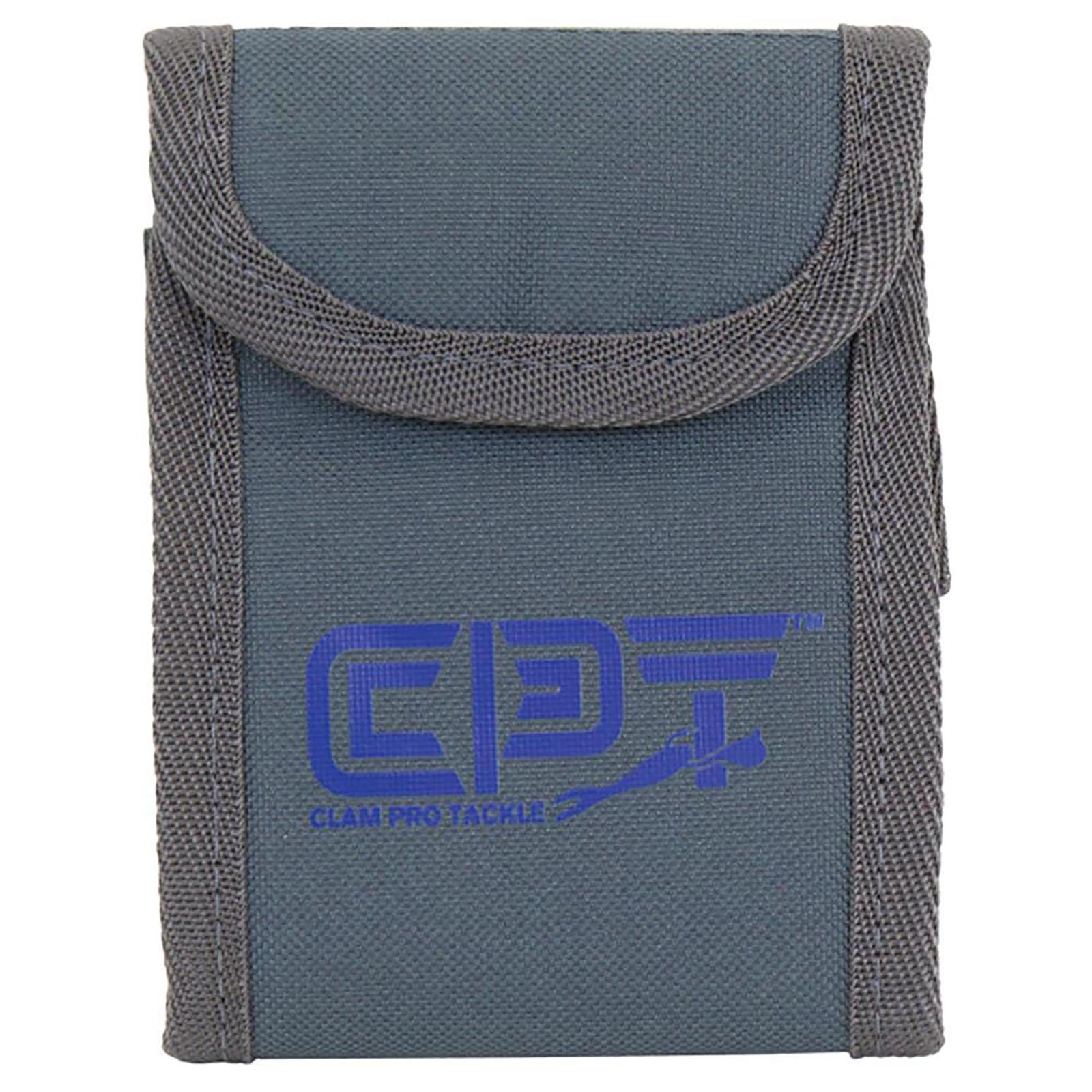 Clam Soft Plastics Wallet