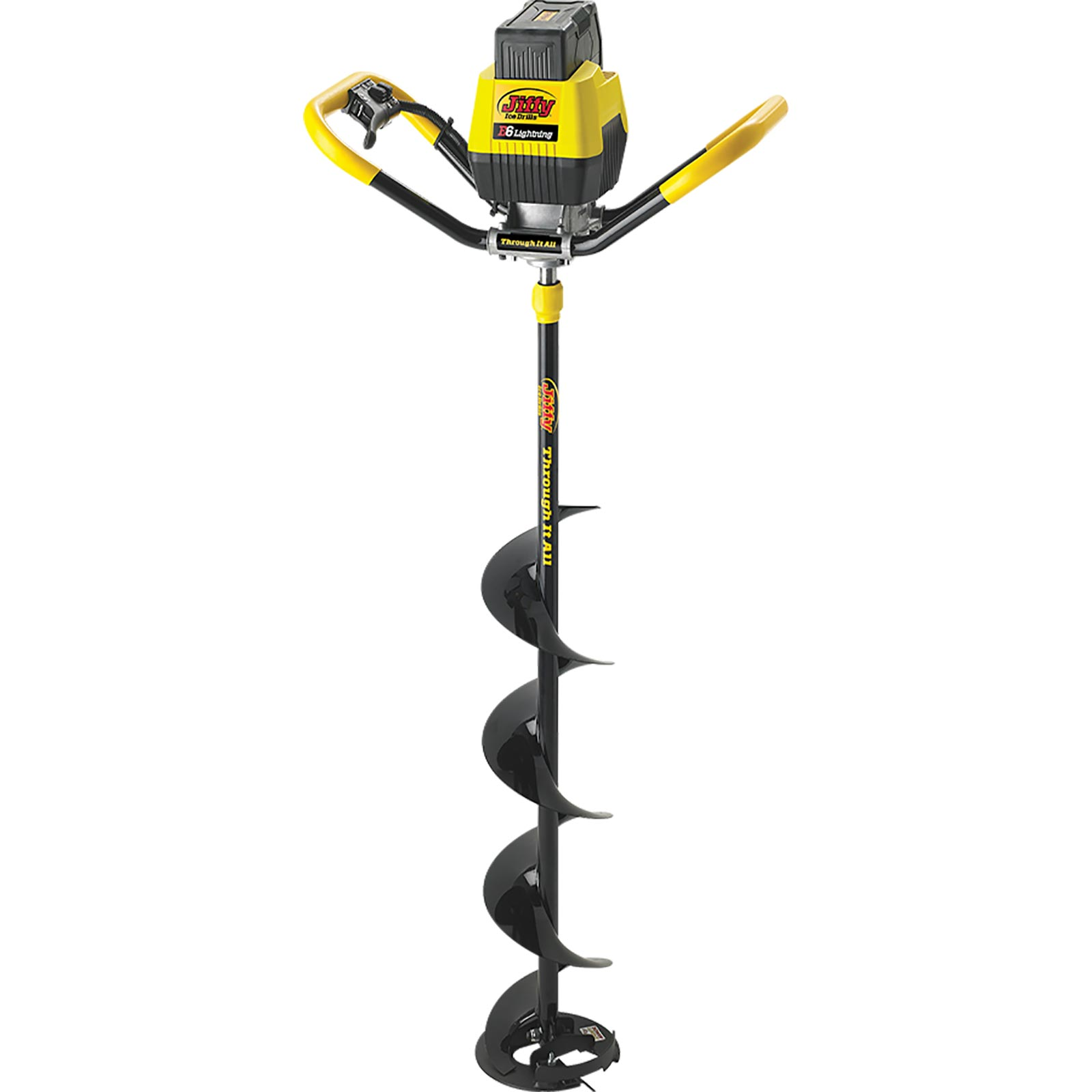 Jiffy Model 56 E6 Lightning Electric Ice Auger