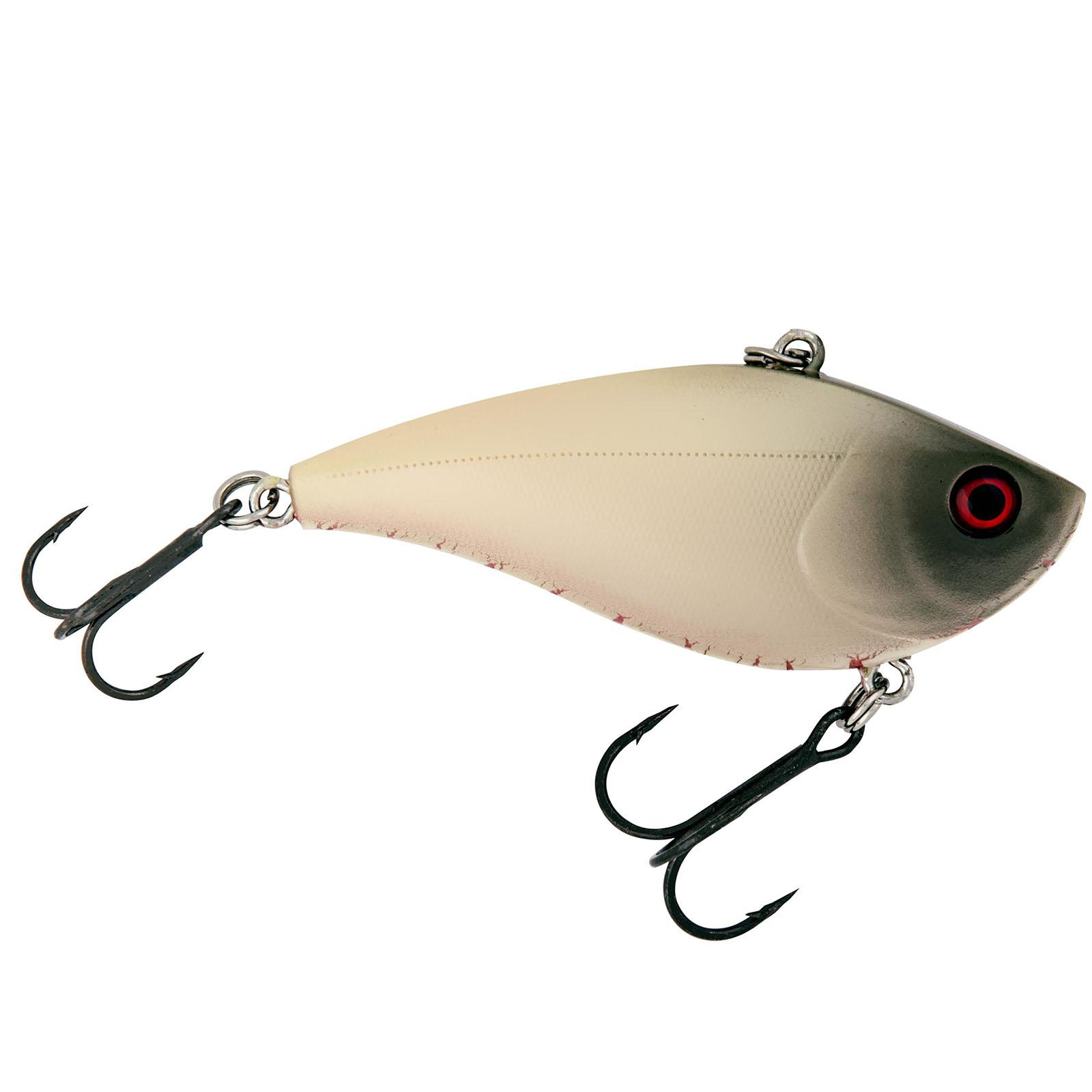 Booyah Baits Hard Knocker Lipless Crankbait Color Crushed Bone Weight 1/4 oz