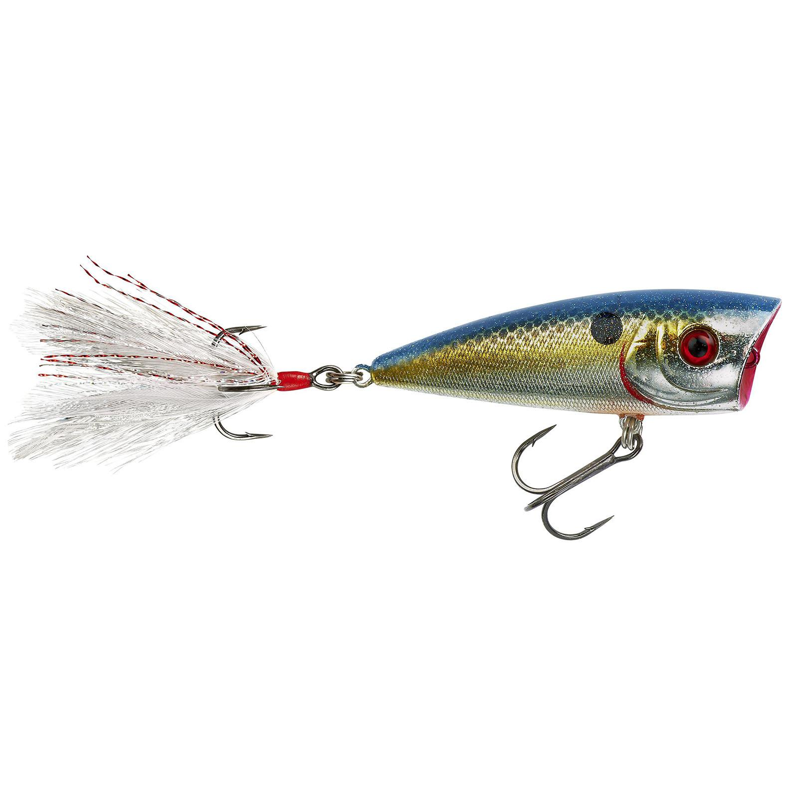 Booyah Baits Boss Pop Color Flashy Momma Size 2 in