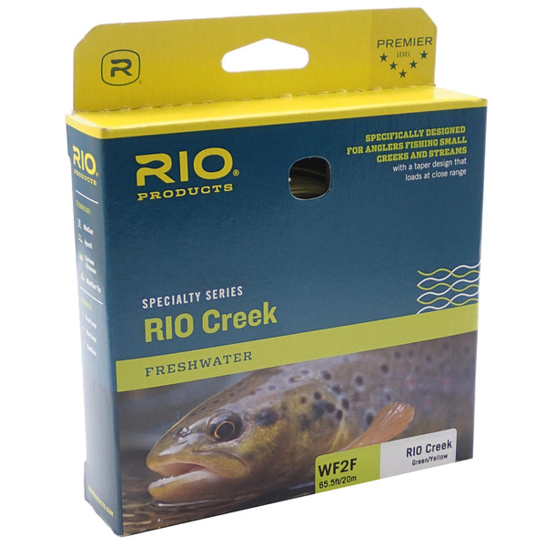 RIO Specialty Series Creek Special Trout Fly Line Box