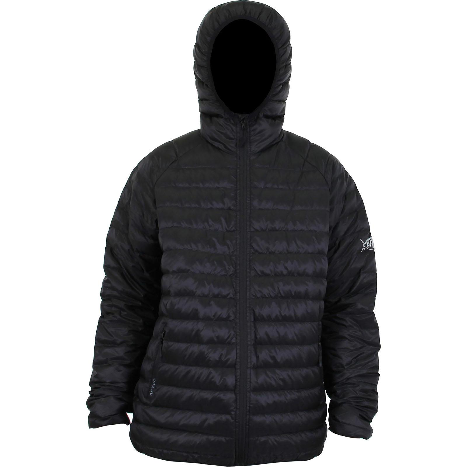 AFTCO Adder Down Hooded Jacket
