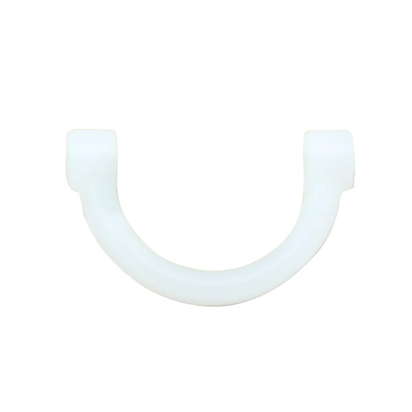 Dutch Fork Poly Clevis White