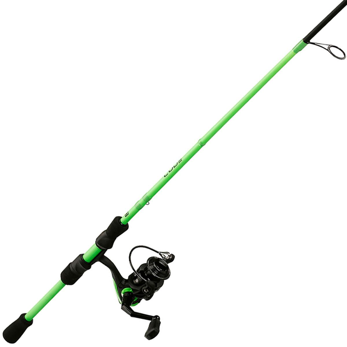 13 Fishing Code Neon Spinning Combo Model CNC67MH-2 thumbnail