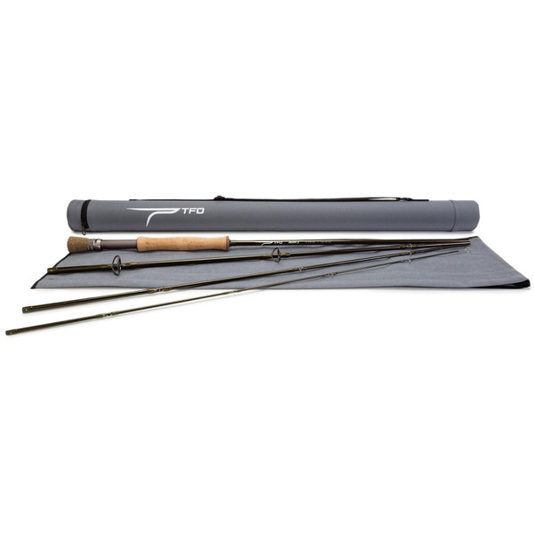 Temple Fork Outfitters Axiom II Fly Rod Pieces & Case