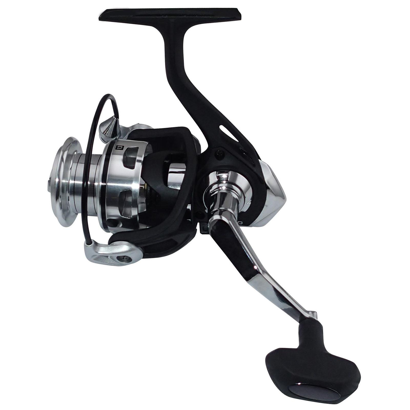 13 Fishing Creed Chrome Spinning Reel Model CRCRM3000
