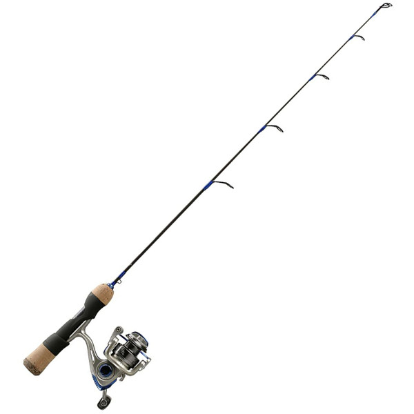 13 Fishing White Noise Ice Spinning Combo